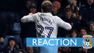 George Thomas   Wycombe Reaction