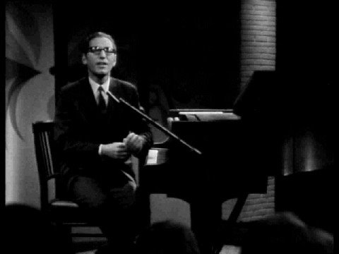 Tom Lehrer  National Brotherhood Week  with intro