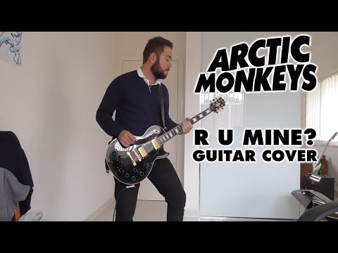 R U Mine Arctic Monkeys Album Cover Arctic Monkeys - R U M...