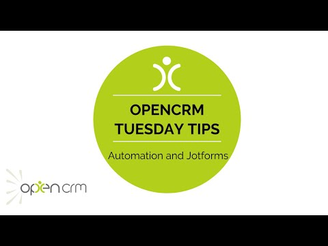 #TuesdayTip   Automation and JotForms