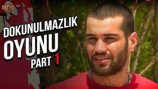 Dokunulmazlık Oyunu 1. Part   26. Bölüm   Survivor Türkiye - Yunanistan