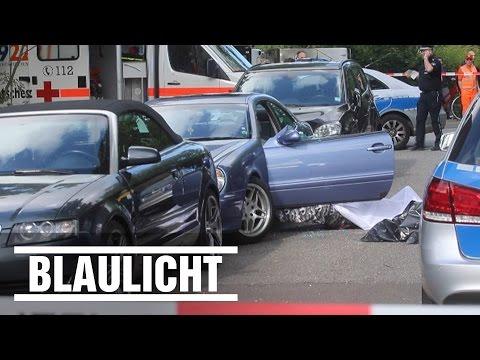 Autofahrer in Hamburg erschossen - 6 Festnahmen