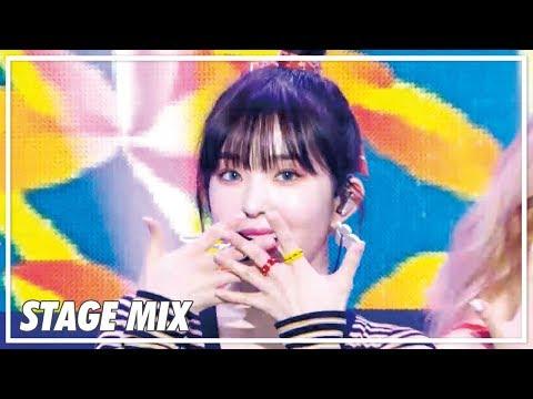 [[Red Velvet]] 190918 ❤ 레드벨벳 (Red Velvet) - 음파음파 (Umpah Umpah) 교차 편집 (Stage Mix) ❤👉🏻