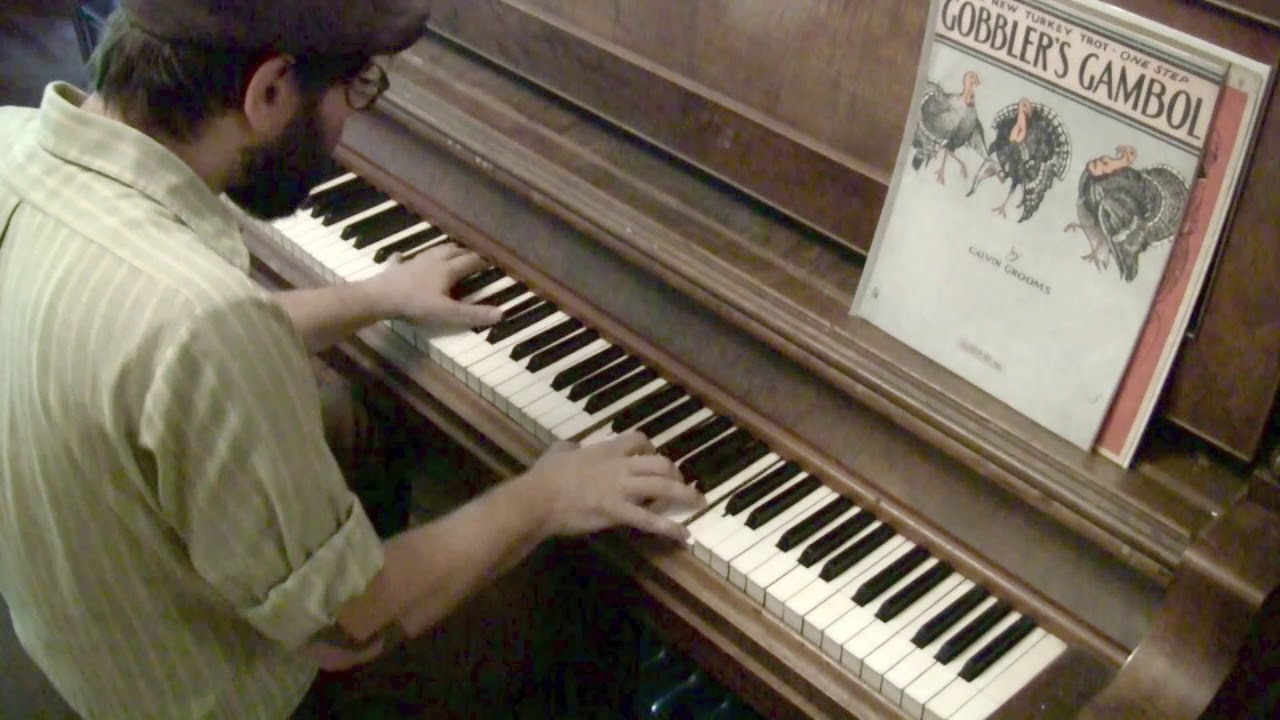 Barrelhouse Blues Piano - 31 Blues (by Bob Call)