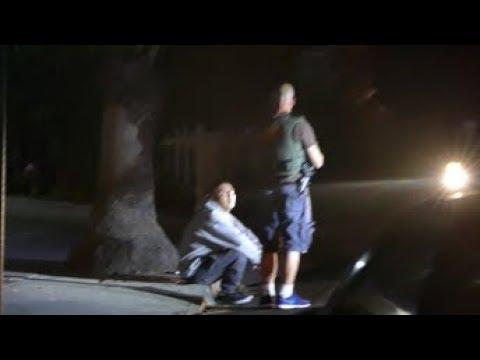 Orange County Sheriff's Deputy Acts like A Fool PART 2