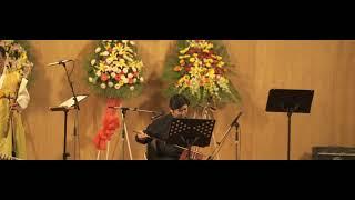 2018 호치민 세계 민속 음악축제 - 3. 공감시나위(대금: 박노상, 싸오쭉: 럼, 마두금: 뭉크친, 북: 나혜경 )
