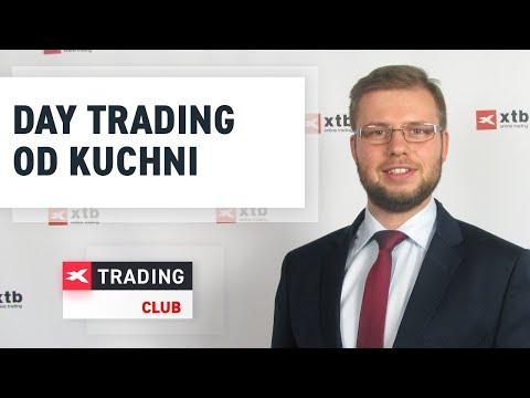 Day Trading od kuchni - Marcin Sekuła na XTB Trading Club 19.10.2017