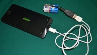 "How to ""Charge Mobile"" Without Electricity"