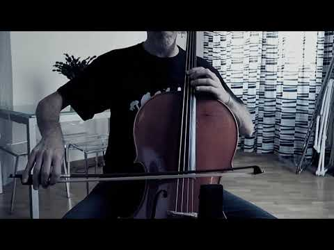 Amazing Linkin Park   Numb for cello and piano COVER 2018