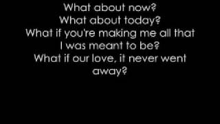 Daughtry What About Now Karaoke Lyrics