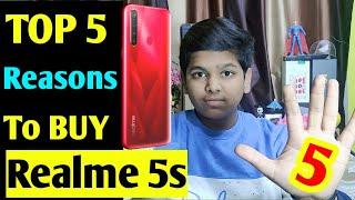 5 Reasons To Buy Realme 5s | 5 Reasons Realme5s को खरीदने के लिए|