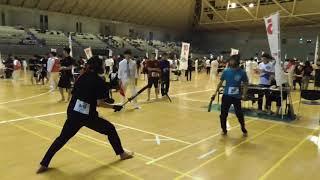 2017年 全日本学生大会 第5コート.