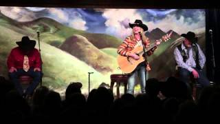 """National Cowboy Poetry Gathering: """"Born to Buck"""" with Charis Thorsell"""