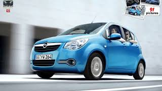 Opel Agila ( 2008 )