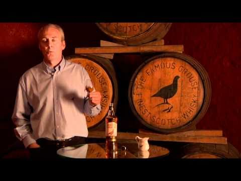 The Famous Grouse Blended Scotch Whisky with Derek Brown