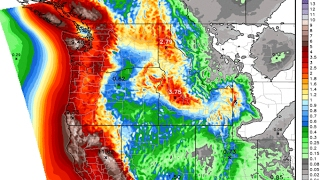 Rainfall Projections Will Overtop Emergency Spillway by 13 Feet at Oroville Dam (313)