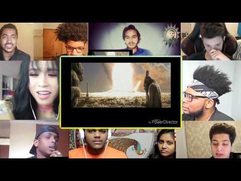 Re Reaction To The Christian Azan VS The Muslim Azan | RE -reaction