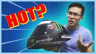 GEAR - Chiếc nón gây sốt tại Việt Nam (Shark Race-R Pro GP Lorenzo Winter Test)