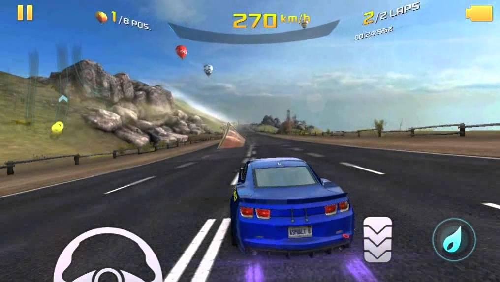 Asphalt 8 Airborne Chevrolet Camaro Gs Youtube