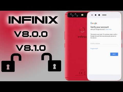 FINAL WAYS FRP ANY INFINIX ANDROID 8 0 BYPASS GOOGLE ACCOUNT LAST UPDATE
