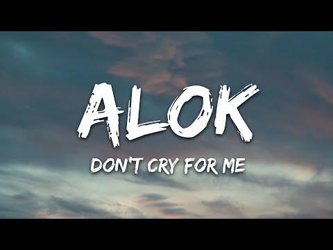 Alok Martin Jensen Jason Derulo - Don't Cry For Me