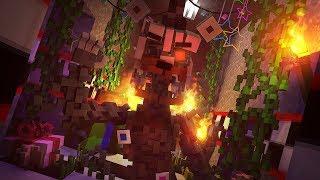 Minecraft FNAF 6 Pizzeria Simulator - MOLTEN FREDDY