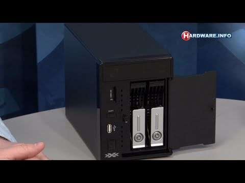 Hardware.Info TV #221 1/3: Thecus N2200XXX NAS review - 동영상