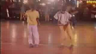 """Pelicula Generación Halley - Breakdance del """"Gringo"""" Nelson"""
