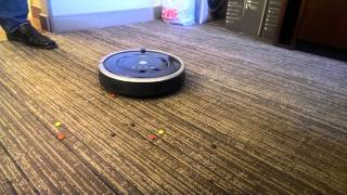Product Review: iRobot Roomba 880 Demo