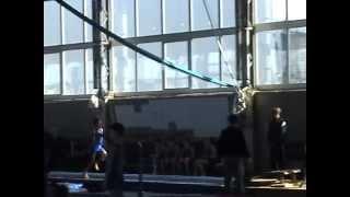 спортивная гимнастика 1 разряд прыжок