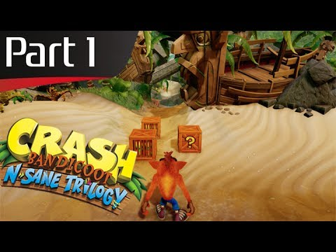 Crash Bandicoot N' Sane Trilogy - Part 1: Oh yes. This feels right.