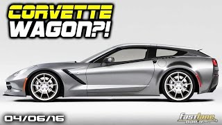 Corvette Wagon, Tesla Model 3 is RWD, Bentley Continental GT Speed Black Edition - Fast Lane Daily
