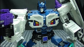 Fans Hobby DOUBLE EVIL (Overlord): EmGo's Transformers Reviews N' Stuff