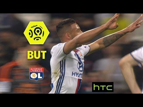 But Corentin TOLISSO (28') / Olympique Lyonnais - FC Lorient (1-4) -  / 2016-17