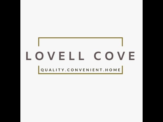 Lovell Cove Subdivision | Neighborhood Update | No Construction Loans Needed!