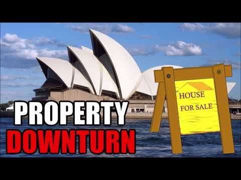 Australian Property Downturn 2018