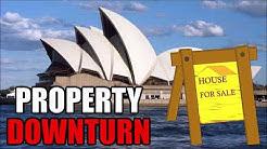 Australian Property Downturn 2018
