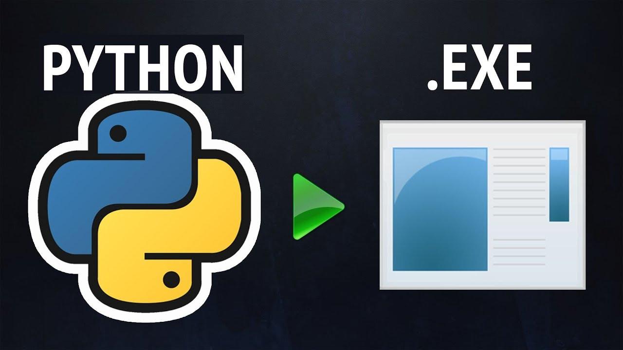 Python в .EXE КАК? - YouTube