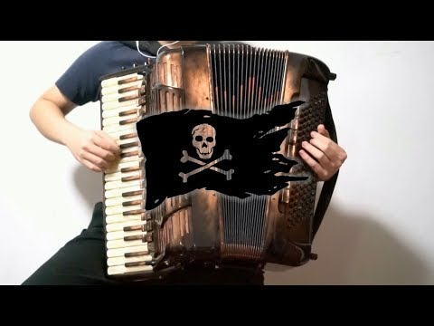 [Accordion]Pirates of the Caribbean - He's a Pirate