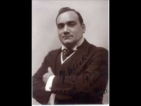 "Jussi Björling & Enrico Caruso: lovesong ""Because"" (Parce que) by Guy d"