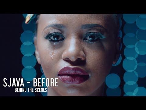 Sjava - Before (Behind the Scenes)