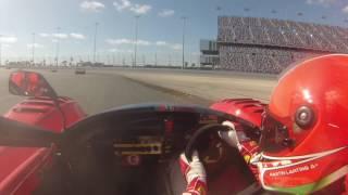 Ferrari 333SP Parade