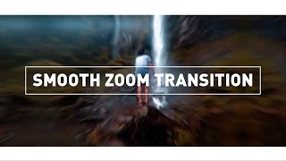 TUTORIAL AE: SMOOTH ZOOM IN & ZOOM OUT TRANSITION