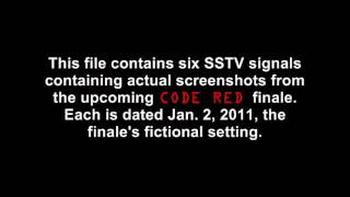 code_red_sstv (6 SSTV signals)
