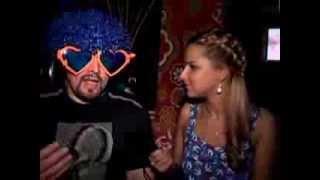 "Видео дискотека ""Video video boom"" & DJ D.E.D club ""Neolit"" (Ryazan) Russia"