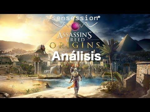 Assassin's Creed Origins Análisis Sensession