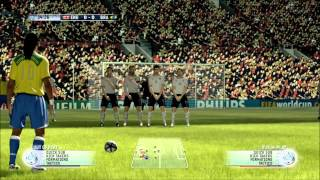 Fifa 06 Road to the World Cup - John and Mark part 1