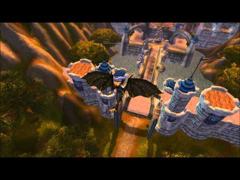 World of Warcraft Mount Review: Sandstone Drake