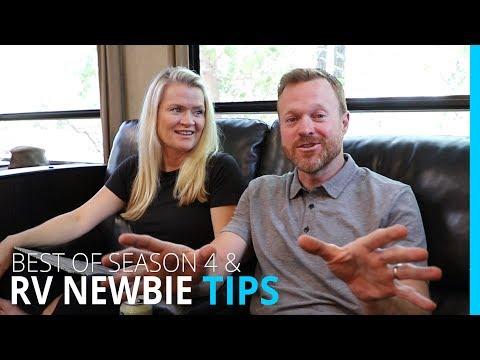 BEST OF SEASON 4 & RV NEWBIE TIPS (KYD)