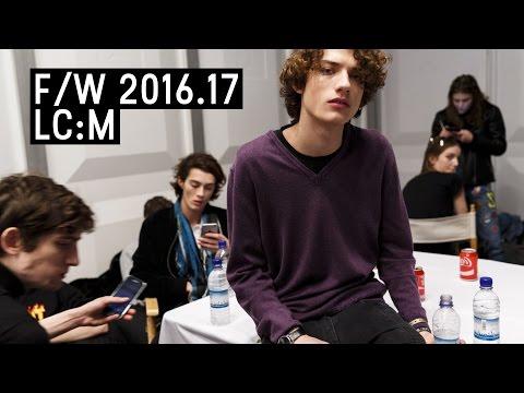 F/W 2016.17   LC:M   Serge Rigvava @ Elite London